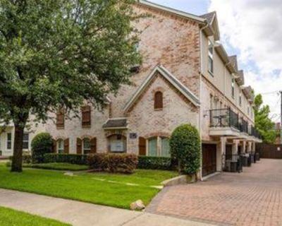 3439 Mcfarlin Blvd #4, Dallas, TX 75205 3 Bedroom Condo