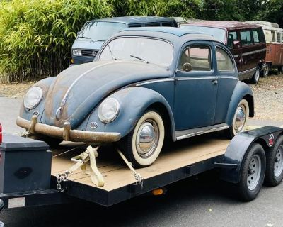 [WTB] 1954 3-Fold Ragtop Project For Restoration.