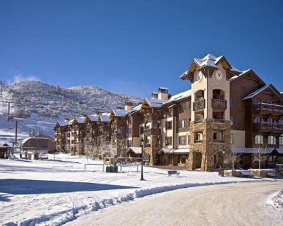Luxury Ski In/Out Condo! 2 Master Suites and a bedroom for 4 kids! - Beaver Creek