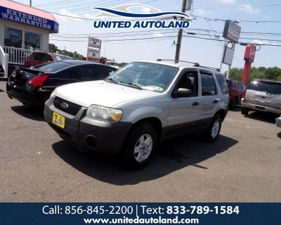 Used 2006 Ford Escape 4dr 2.3L XLS 4WD