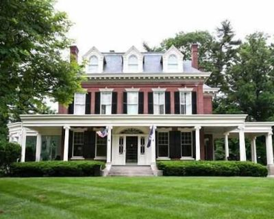 Historic Highlands Mansion -- in the best part of the city - Cherokee Seneca