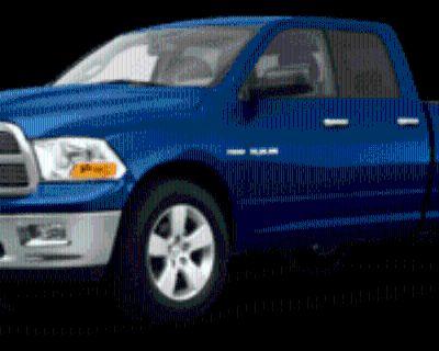2010 Dodge Ram 1500 Sport Quad Cab Regular Bed 2WD