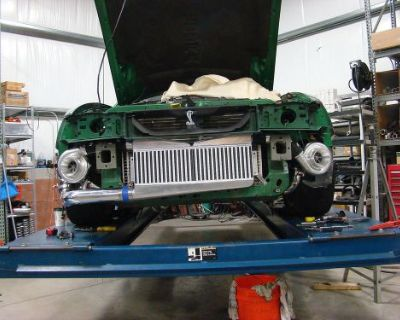 On 3 Performance Mustang Cobra 4.6 4v Twin Turbo System 1999 99 900+hp