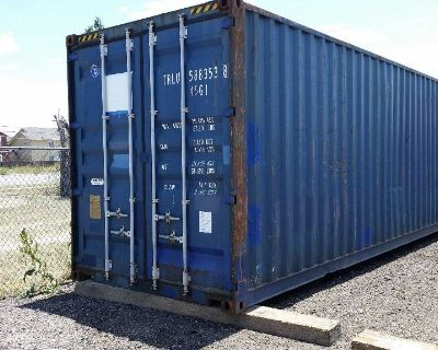 40' Used Shipping Containers