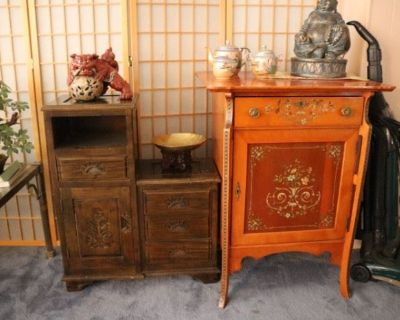 Asian Influenced Sale