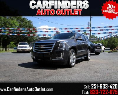 Used 2016 Cadillac Escalade 2WD 4dr Luxury Collection