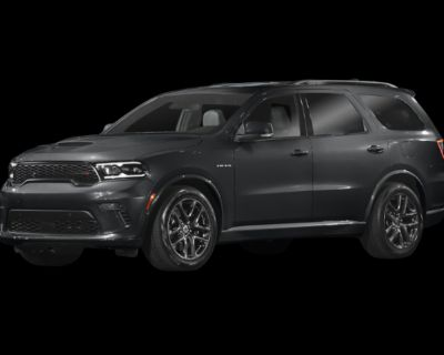 New 2021 Dodge Durango R/T With Navigation & AWD