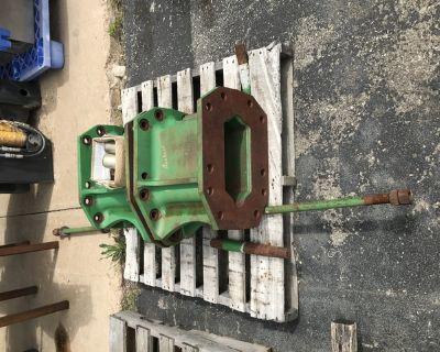 John Deere Combine Axle Extensions
