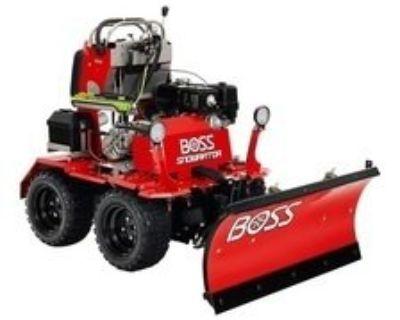 2021 BOSS SNOWRATOR Landscape Equipment