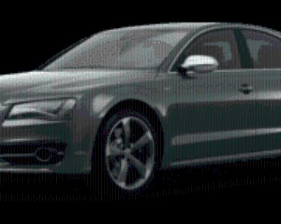 2014 Audi S8 Standard