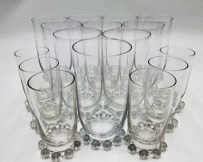 Beautiful Vintage Candlewick Glassware For Collectors and Resellers