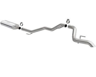 Arizona - Magnaflow Rock crawler stainless exhaust