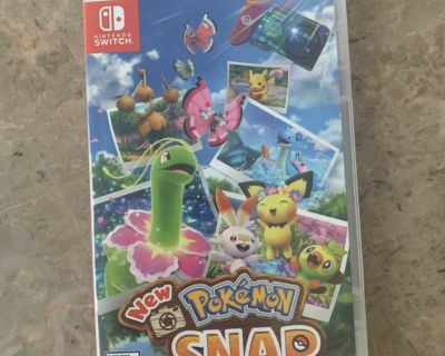 Brand New - Pok mon Snap for the Nintendo Switch