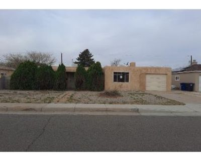 3 Bed 2 Bath Preforeclosure Property in Albuquerque, NM 87112 - Garcia St NE