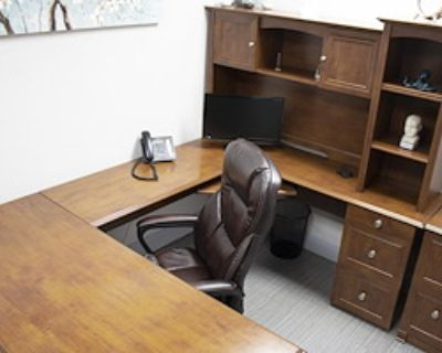 Office Suite for 1 at OfficeQ Miami