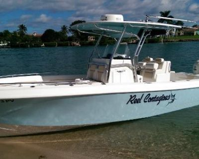 2015 Bluewater Sportfishing 2550