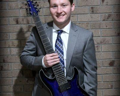 Guitar Lessons!-Overland Park,KS