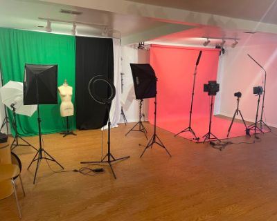 Film and Photo Shoot Space with Dance Studio, Los Angeles, CA