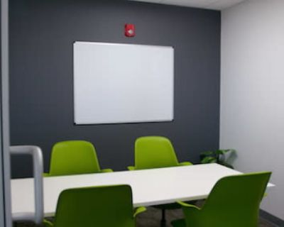 Small Conference Room in Coworking Space, Lee's Summit, MO