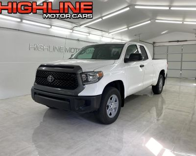 Used 2019 Toyota Tundra 2WD SR5 Double Cab 6.5' Bed 4.6L (Natl)