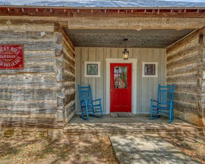 Dog-friendly suite with a fireplace & tasting rooms on-site! - Fredericksburg