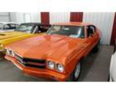 1970 Chevrolet Chevelle SS Pro Street