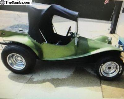 1959 VW Berry mini T Dune Buggy