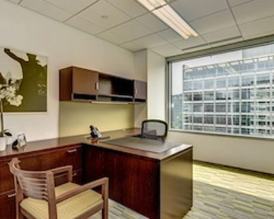 Private Office for 3 at Carr Workplaces - K Street