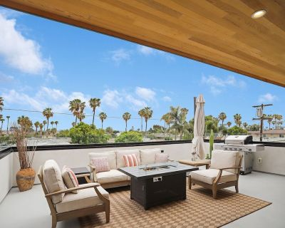 The Modern by 710 Vacation Rentals | Newly Built Single Family Home w/ AC & WFH Space - Pacific Beach