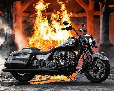 2020 Indian Springfield Dark Horse Jack Daniel s Limited Edition Cruiser Fort Worth, TX