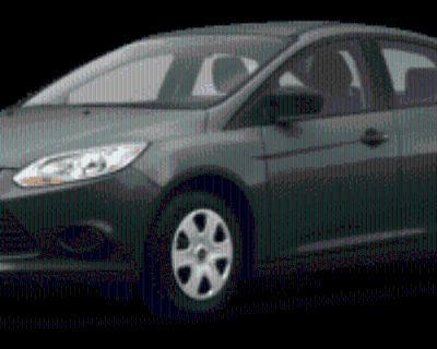 2012 Ford Focus SEL