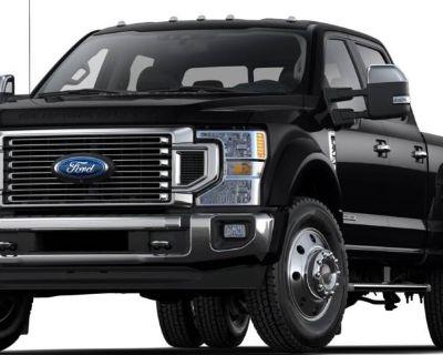 2021 Ford Super Duty F-450 Platinum