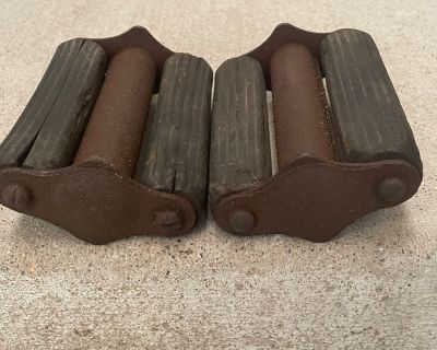 Vintage pedals