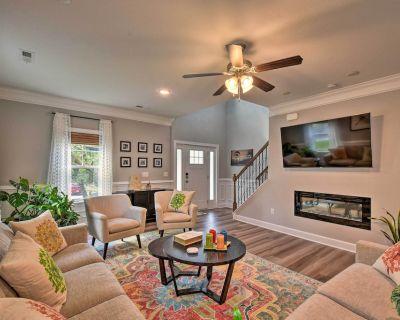 NEW! Vivid Home w/ Porch: Walk to Ocean View Beach - East Ocean View