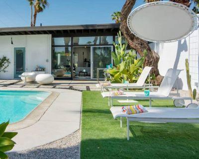 The Wexler at El Rancho Vista Estates - for Mid Mod Enthusiasts - Palm Springs