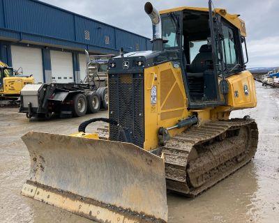 2018 John Deere Construction 450K