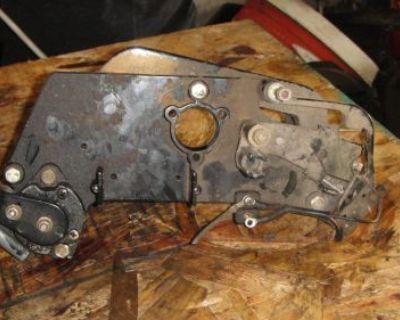 Mercruiser Pre Alpha 6cyl V8 Shift Cable Interupter Plate