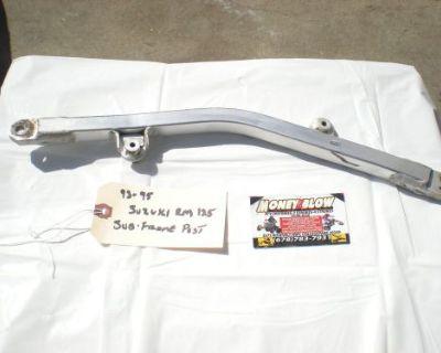 93-95 Suzuki Rm125 Sub Frame Post