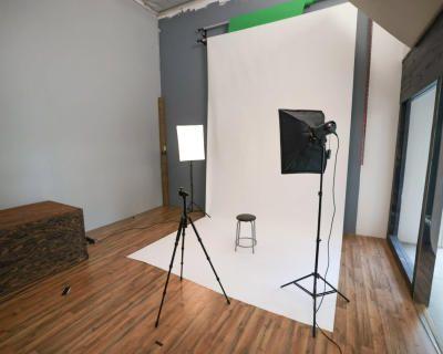 Photo Studio in Modern, Industrial Warehouse w/ Kitchen + Gym, Carlsbad, CA