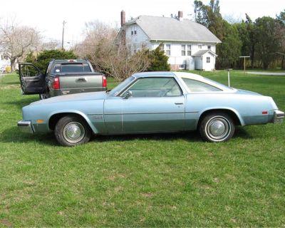 1977 Oldsmobile Cutlass S