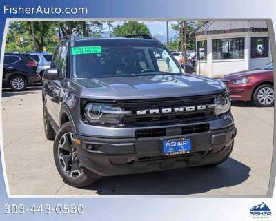 Used 2021 Ford Bronco Sport 4x4
