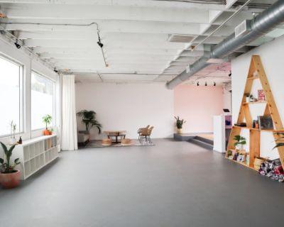 Boutique Fitness Studio in Culver City Arts District, Los Angeles, CA