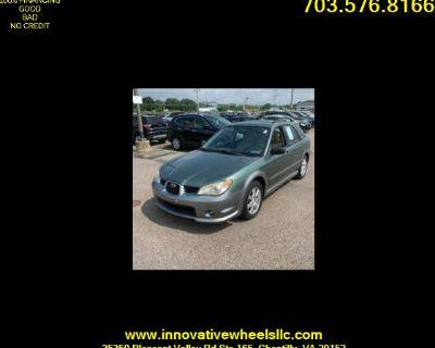 2007 Subaru Impreza for sale