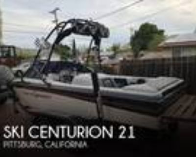 21 foot Ski Centurion 21