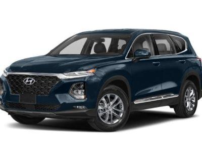 Pre-Owned 2019 Hyundai Santa Fe SEL FWD Sport Utility