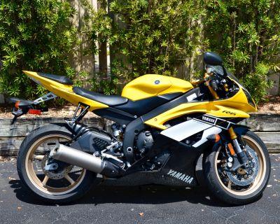 2016 Yamaha YZF-R6 Supersport Boca Raton, FL