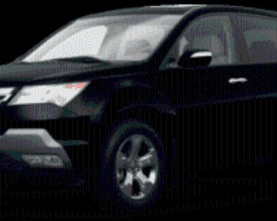 2009 Acura MDX Technology Package