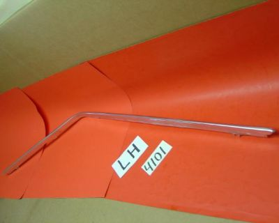 Mustang Oem Drip Molding Trim Fits 71 72 73 Coupe - Lh - #4101
