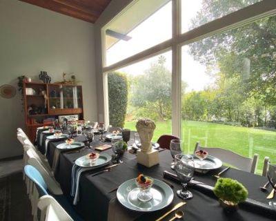 Indoor/Outdoor Midcentury Home, Pasadena, CA