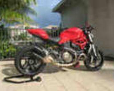2014 Ducati Monster 1200 Mint